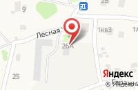 Схема проезда до компании Экострой69 в Заволжском