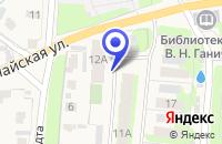 Схема проезда до компании ПТФ ЯКОВЛЕВ С.И. в Пестове
