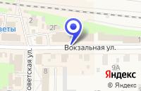 Схема проезда до компании МАГАЗИН ОПТИКИ ОПТИКА в Пестове