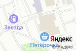 Схема проезда до компании LIKE в Твери