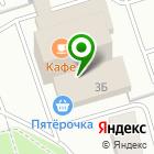 Местоположение компании Экодрев-Тверь