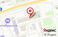 Схема проезда до компании Научно-Техническая Информационная Фирма Студия-С в Твери