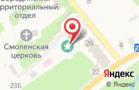 Схема проезда до компании ИНТЕРНЕТ-МАГАЗИН ALESIO-SPORT в Бородино