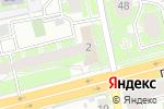 Схема проезда до компании Разница в Твери