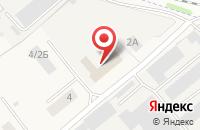 Схема проезда до компании ТВЕРЬГОСФИЛЬМОФОНД в Никольском
