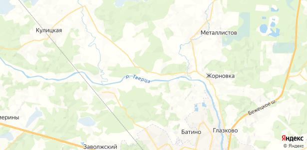 Рылово на карте