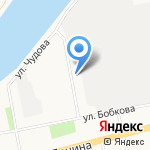 Автолидер на карте Твери