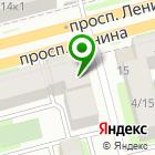 Местоположение компании Художественная школа им. В.А. Серова