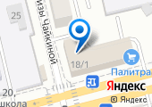 Тверская областная коллегия адвокатов на карте