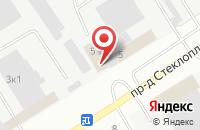 Схема проезда до компании Агротранс-Мосшина в Твери
