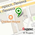 Местоположение компании ВЕКТОР Д