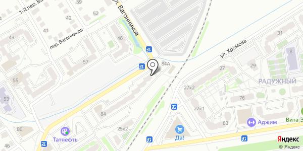 Грядка. Схема проезда в Твери