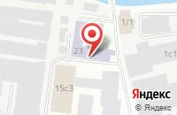 Схема проезда до компании Тверские Областные Коммунальные Электрические Сети в Твери