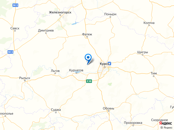 село Старково на карте