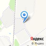Автокооператив Заволжского района на карте Твери