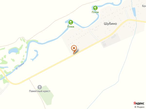 Остановка Шубино (Московская область)