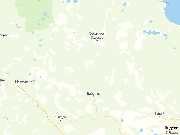 урочище Ельник на карте
