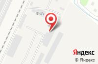 Схема проезда до компании Профбрус в Дубровках
