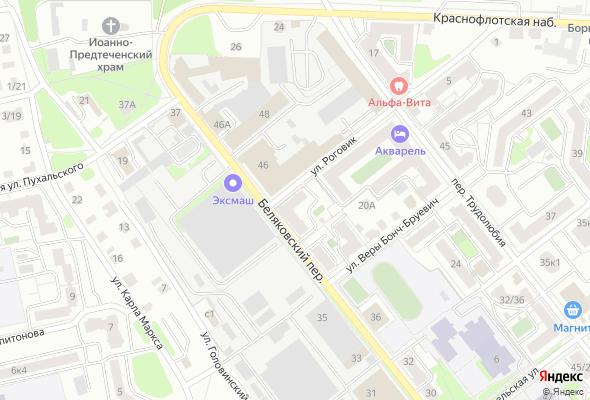 купить квартиру в ЖК на Беляковском переулке