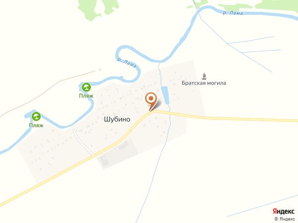 Остановка Шубино-2 (Московская область)