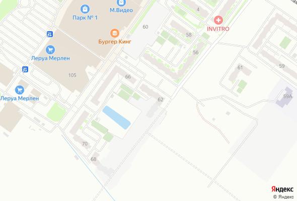 купить квартиру в ЖК бульвар Гусева 62