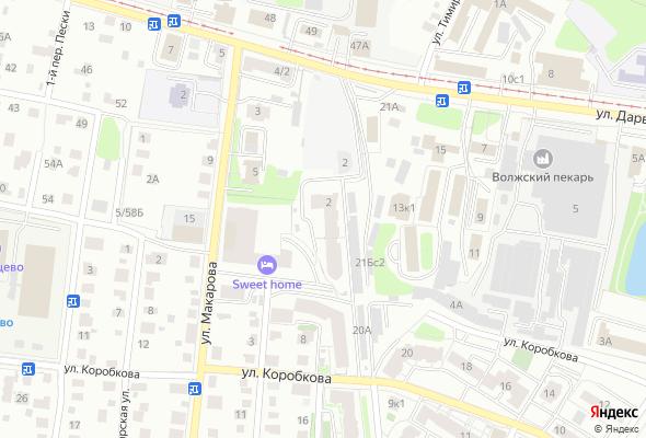 жилой комплекс 1-я улица Трусова, 2