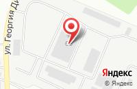 Схема проезда до компании Конаковские Тепловые Сети в Твери