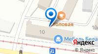 Компания Тверьтекстильторг на карте