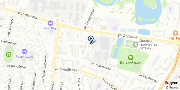 Федеральная кадастровая палата Росреестра Тверской области на карте Твери