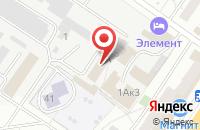 Схема проезда до компании Фехтовальный Клуб Буревестник-Элит в Твери