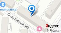 Компания Consul на карте