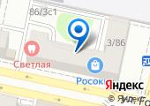Нотариус Буданова О.В на карте
