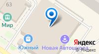 Компания Askona на карте