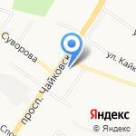 Мемориально-производственная компания на карте Твери