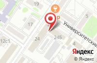 Схема проезда до компании Издательство Волга в Твери