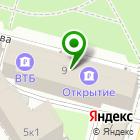Местоположение компании СтройКомплект-Тверь