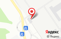 Схема проезда до компании Тверской Центр Аварийно-Спасательных и Экологических Операций в Твери