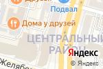 Схема проезда до компании Тэско Групп в Твери