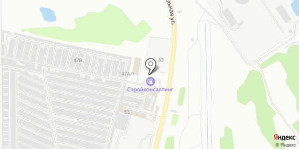 Левша+. Схема проезда в Твери