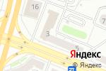 Схема проезда до компании Планета здоровья в Твери