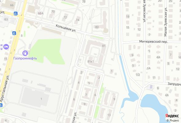 купить квартиру в ЖК По ул.Кольцевая 81 (Блок «Юг»)