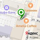 Местоположение компании Стилист