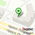 Местоположение компании Тверьгражданстрой