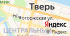 Главное Управление по государственной охране объектов культурного наследия Тверской области на карте