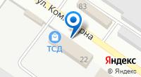 Компания Рустекстиль на карте