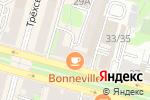 Схема проезда до компании Новая лаборатория в Твери