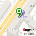 Местоположение компании Фишка