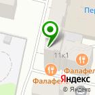 Местоположение компании Городская автошкола