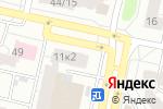Схема проезда до компании Кенгу.ru в Твери
