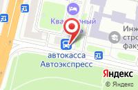 Схема проезда до компании Регион-Ресурс в Твери